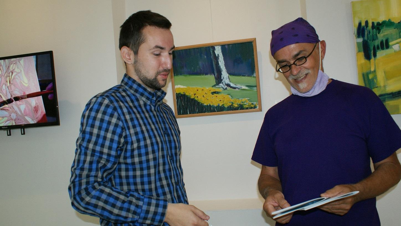 У Завичајном музеју отворена изложба слика Милована Чикића