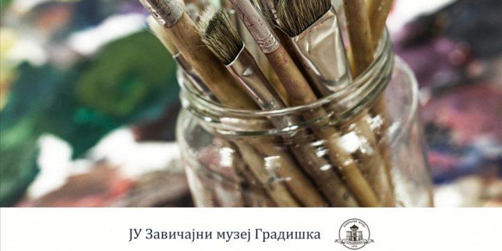 """НАЈАВА – Атеље на отвореном """"Др Борислав Шокчевић"""""""