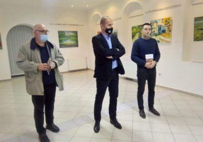 Отворена изложба умјетничких дјела са 19. сазиву Ликовне колоније Градишка 2021.